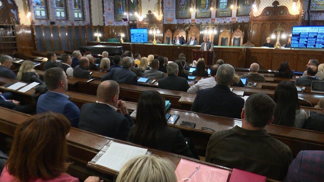 Subotica: Trećina odbornika nije ni jednom izašla za govornicu gradskog parlamenta
