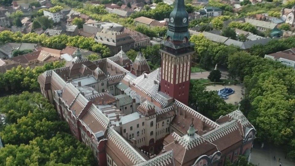Subotica: Van snage Regulacioni plan centra grada