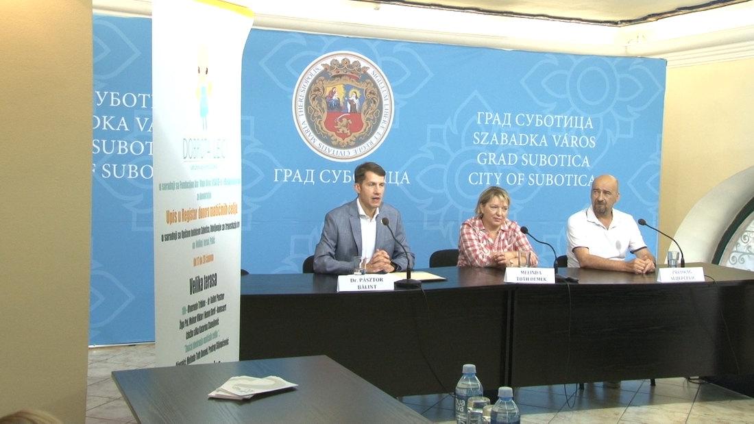 Subotica podiže svest građana o značaju donorstva matičnih ćelija