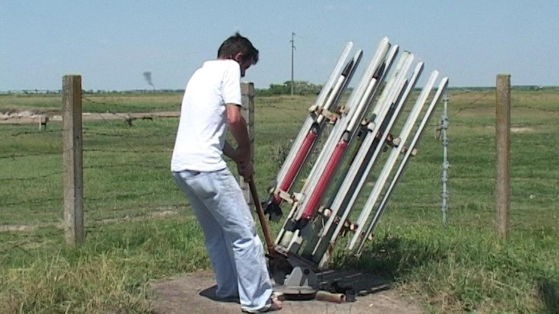 Subotica se od grada brani sa 130 raketa