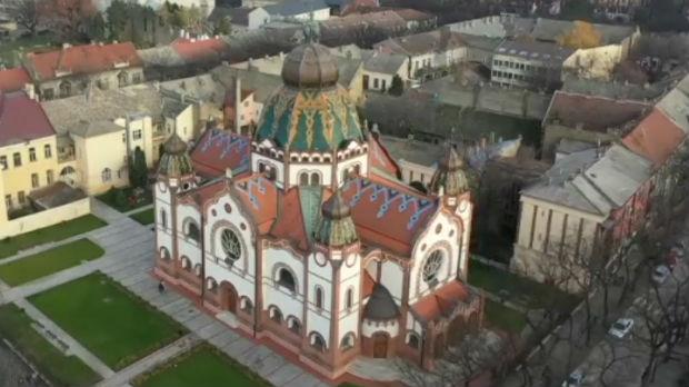 Subotička sinagoga otvorila vrata za turiste
