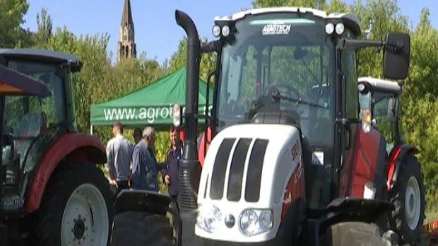 Subvencije za nove traktore