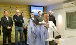 Sud smanjio kaznu jednom napadaču na Borka Stefanovića, dvojici potvrdio kazne
