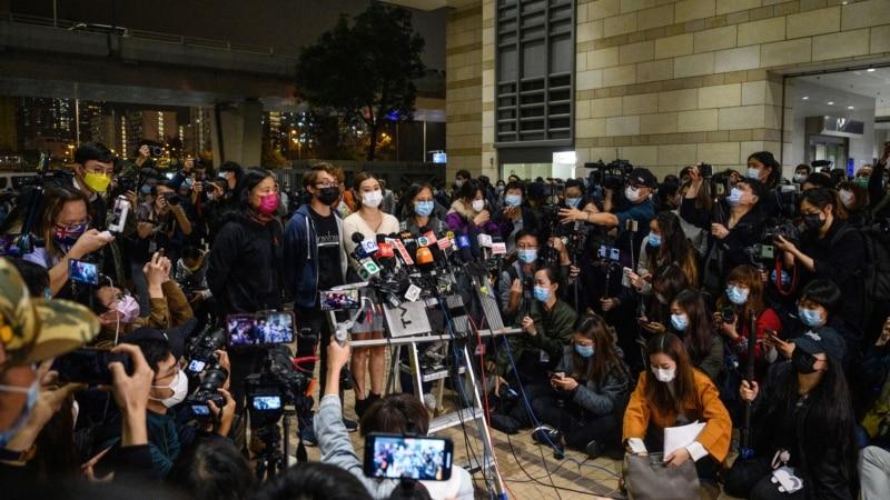 Sud u Hong Kongu odredio pritvor za svih 47 uhapšenih aktivista