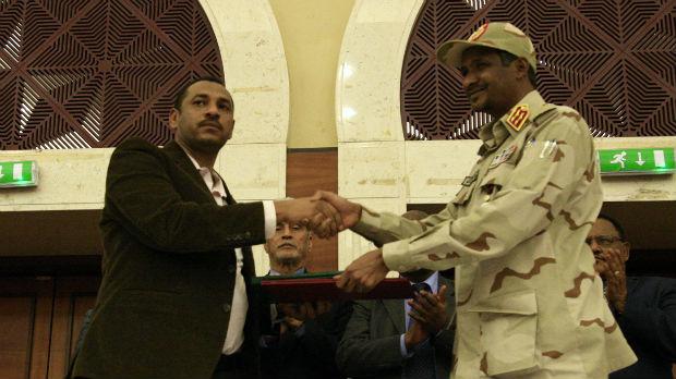 Sudanski vojni savet i opozicija postigli politički dogovor