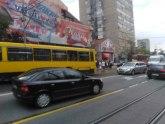 Sudar autobusa i automobila u Požeškoj ulici FOTO