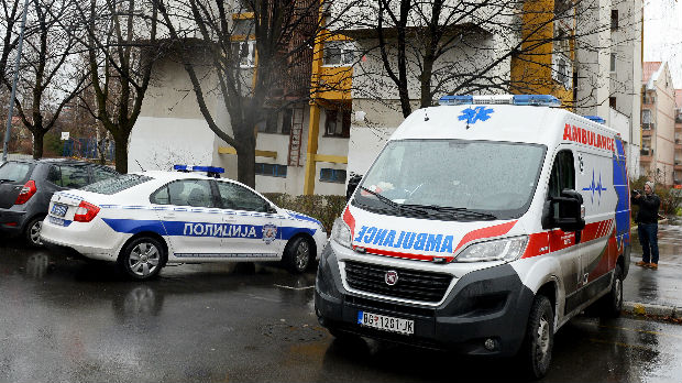 Sudar automobila i autobusa u Mladenovcu, četvoro povređeno