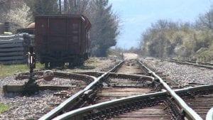 Sudar dva teretna voza na delu pruge Beograd – Niš