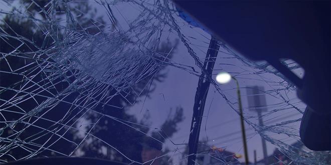 Sudar tri vozila u Bariču, četiri osobe povređene