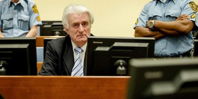 Sudija Rosa menja Merona u procesu protiv Karadžića