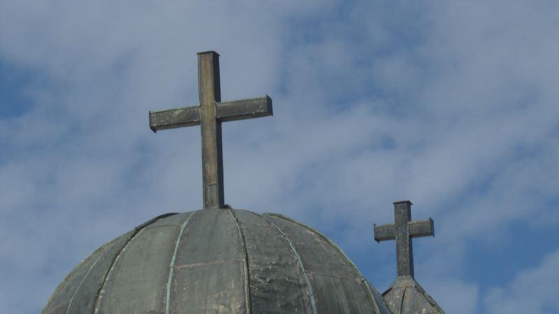 Sudovi Crne Gore će reći čija je crkvena imovina