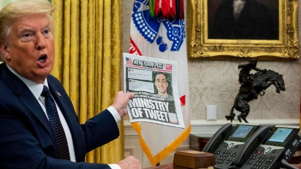 Tviter cenzuriše Belu kuću, kakvu su granicu prešli