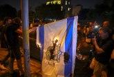 Sukob policije i demonstranata blizu Tel Aviva
