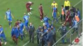 Sukob zvezdaša i partizanovca – obezbeđenje sprečilo tuču VIDEO