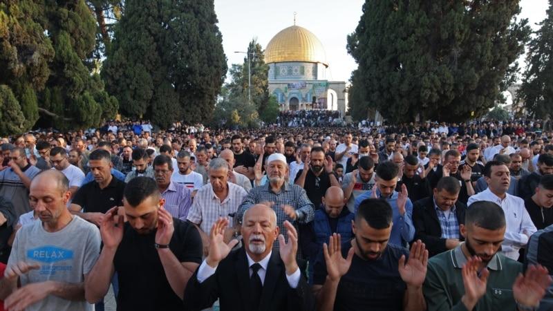 Raste broj žrtava u Gazi, Izrael skuplja vojsku na granici