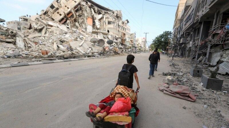 Sukobi u Gazi nastavljeni najžešćom ofanzivom Izraela do sada
