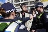 Sukobi u Melburnu zbog Hongkonga