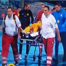 Sulejmani UMALO POGINUO: Fudbaler Dinama ga šutnuo u glavu, a onda je na Maksimiru zavladao MUK (FOTO)