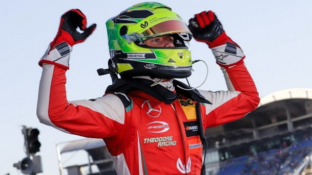 Šumaherov sin osvojio evropsku Formulu 3 i dobio kartu za elitno društvo četvorotočkaša