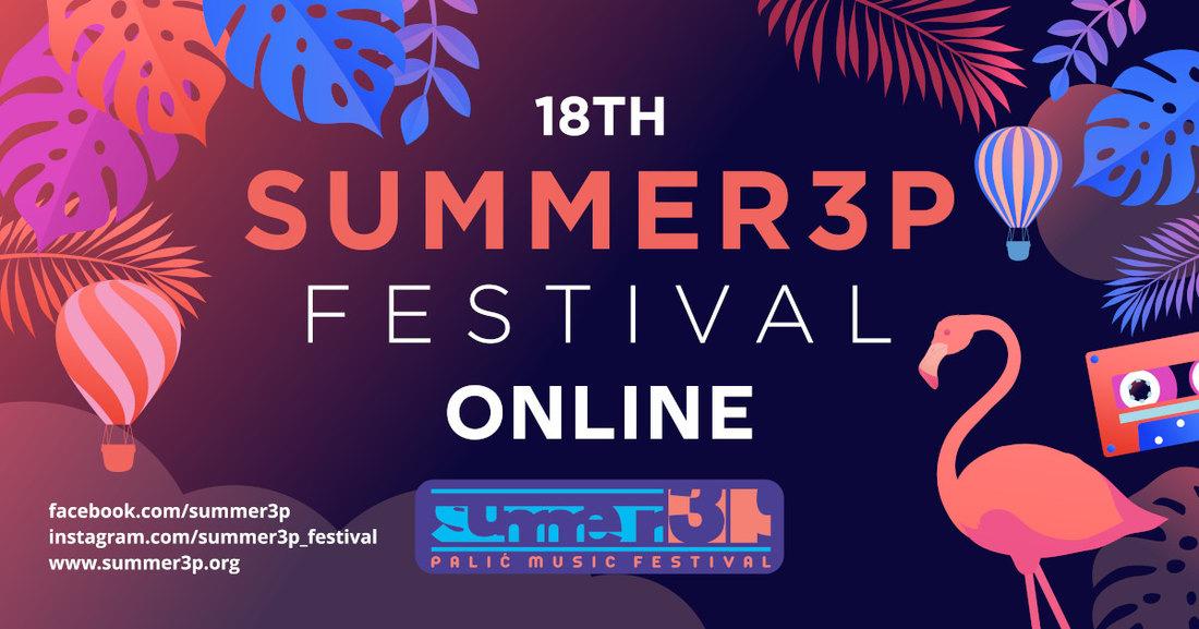 Summer3p Festival biće održan u drugačijem formatu - susret sa publikom 2021. godine