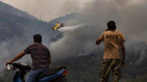 Šumski požari besne širom Turske