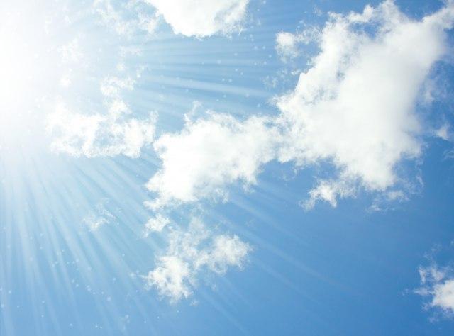 Sunčano i toplo, temperatura i do 33 stepena