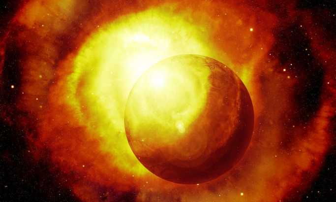 Sunčeva oluja stiže do Zemlje