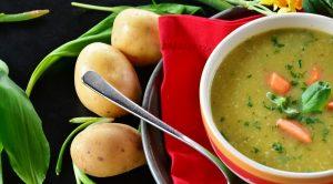 Supama, belim lukom i tortama protiv bolesti