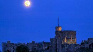 Super Mesec: Evropa obasjana mesečinom u fotografijama