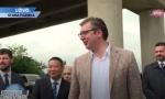 Super izgleda, bolje nego avionom; U martu 2025. do glavnog grada Mađarske za 2 sata i 40 minuta: Vučić obišao radove na izgradnji deonice brze pruge Beograd-Budimpešta