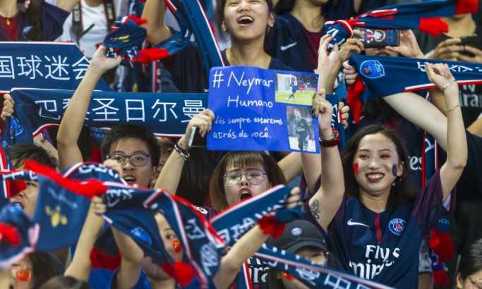 Superkup Francuske i dogodine u Kini