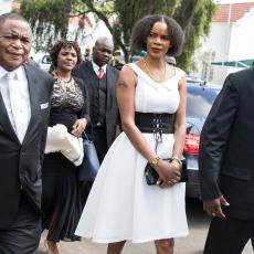 Supruga potpredsednika Zimbabvea i bivša manekenka optužena za ubistvo
