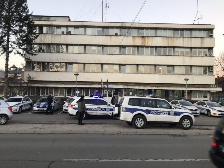 Suspendovani policajci u Novom Pazaru – pobjegao im pijani vozač