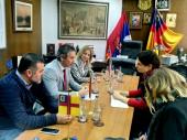Susret Milenkovića i Rajmersove: Teško zadržati mlade da ne odlaze