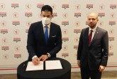 Susret Udovičića sa najvišim zvaničnicima turskog sporta