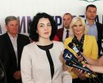 Susret ministarke Mihajlović i načelnice Sotirovski: Bližom saradnjom Ministarstva i Nišavskog okruga do rešenja mnogih problema