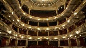 Sutra gala veče Baleta Narodnog pozorišta u Beogradu
