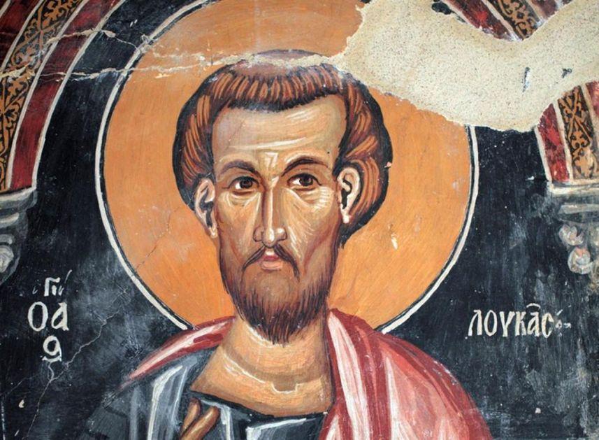 Sutra je velika krsna slava: Sveti Luka čini čuda, ali pojedine stvari strogo su zabranjene toga dana!
