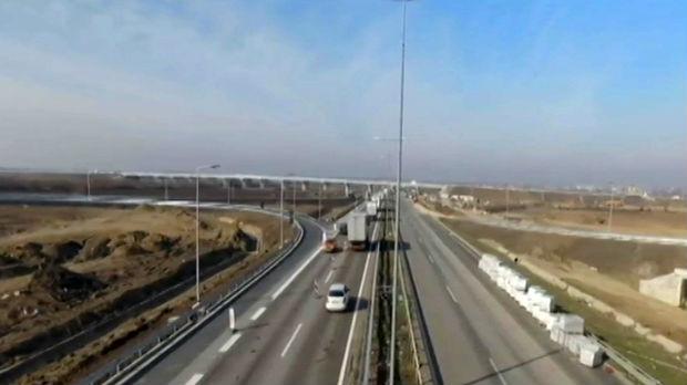 Sutra se otvara deonica auto-puta od Surčina do Obrenovca