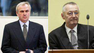 Sutra u Hagu počinje izlaganje završnih reči na ponovljenom suđenju Stanišiću i Simatoviću