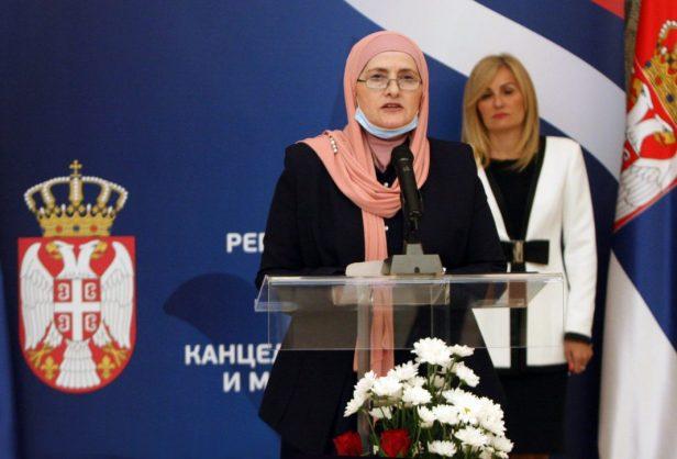 Suzana Paunović dobila priznanje za poromociju rodne ravnopravnosti