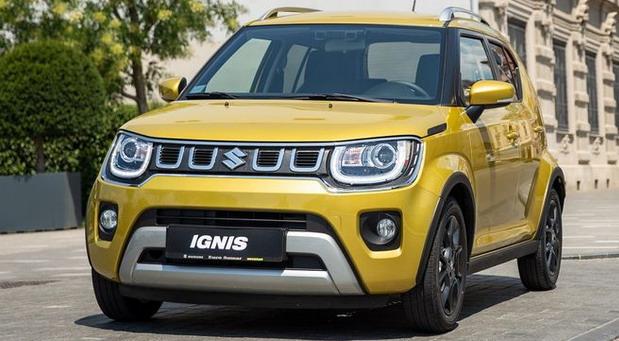 Suzuki Ignis Elegance Hybrid za 137 evra mesečno