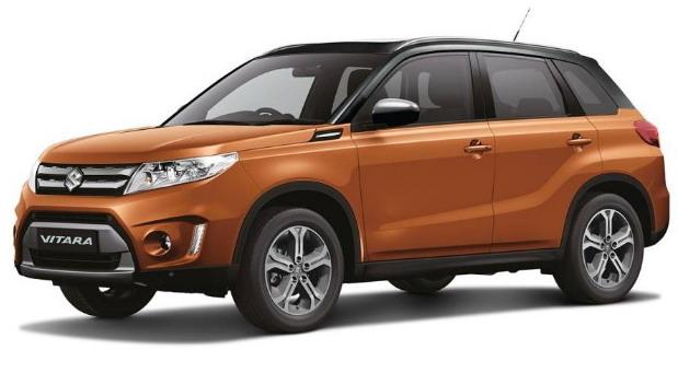 Suzuki Vitara facelift u Srbiji od 13.700 evra