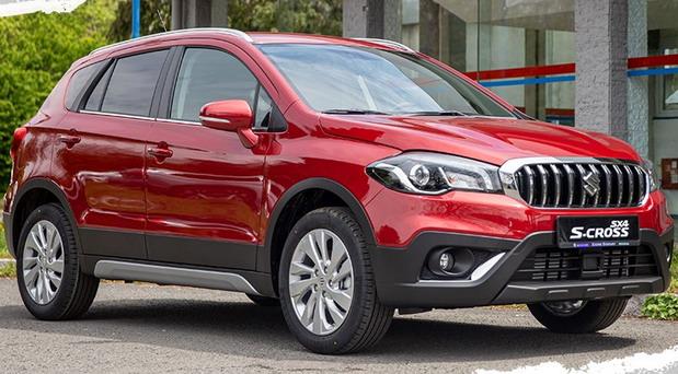 Suzuki subvencija od 1.100 evra za S-CROSS HYBRID
