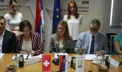 Švajcarska Vlada nastavlja podršku lokalnoj samoupravi u Srbiji (VIDEO)