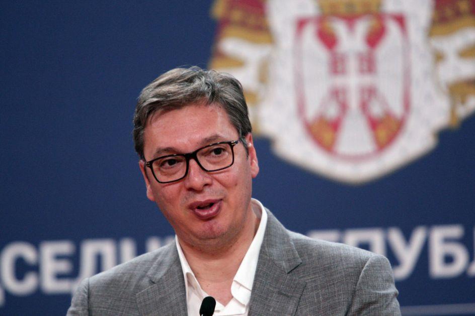 Vučićeva molba da Podgorica odustane od zakona kojim se atakuje na imovinu SPC u Crnoj Gori neće biti uslišena