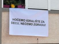 Sve jača borba naših sugrađana za sunce i zelenilo a protiv izgradnje novih zgrada u Gornjomatejevačkoj