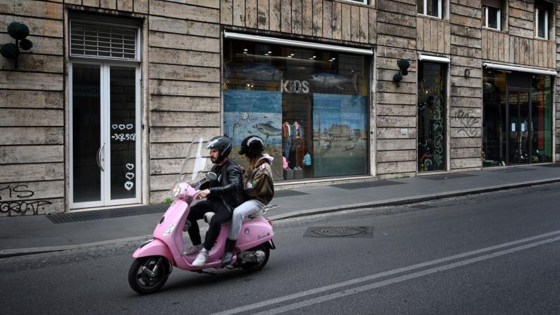 Sve manje novozaraženih u Italiji