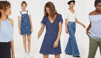 Sve nijanse omiljene ljetne boje: 10 plavih komada iz H&M-a