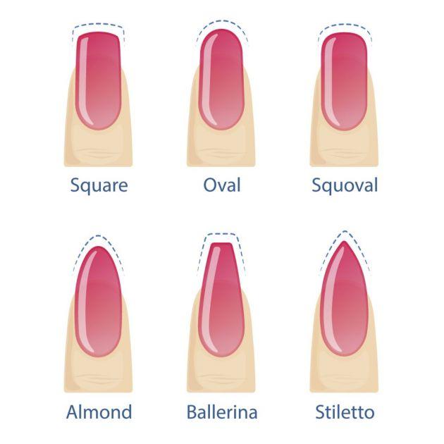 Sve što treba da znate o različitim stilovima noktiju i – koji je najbolji oblik za vas